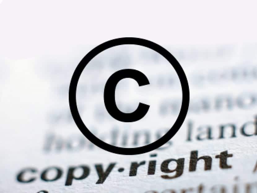 registrar los derechos de autor