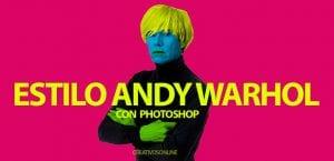 Convierte tus fotografías al estilo pop de Andy Warhol