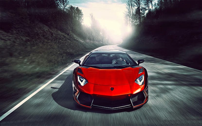 Lamborghini Cherry