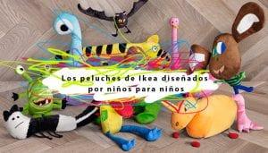 Ikea lanza una campaña social para que los niños dibujen sus propios peluches