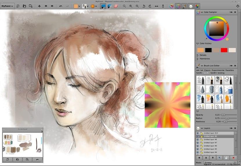 Programas Para Ilustrar, Pintar Y Dibujar En Digital