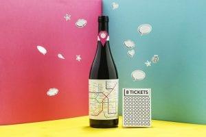 vino tinto ecologico