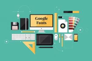 cinco nuevos tipos de Google Font