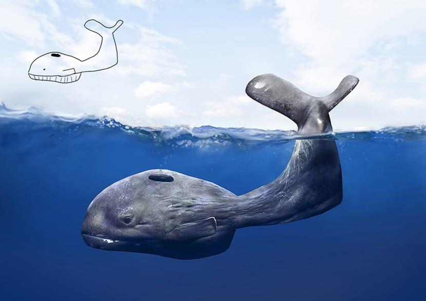 Ilustración infantil recreada por el artista holandés Telmo Pieper.
