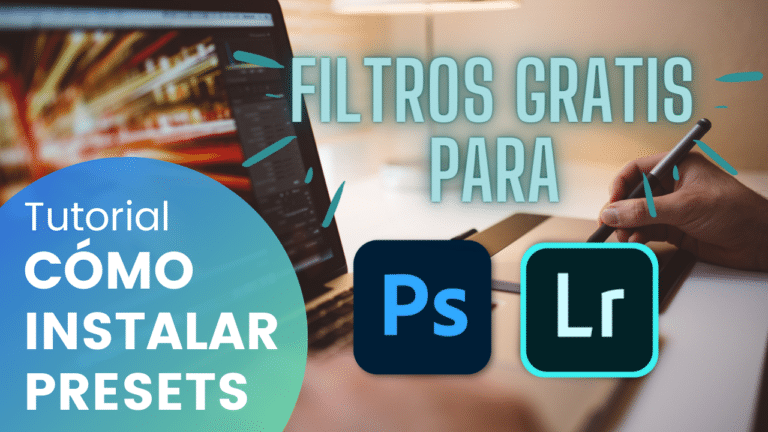 Filtros gratis para Photoshop