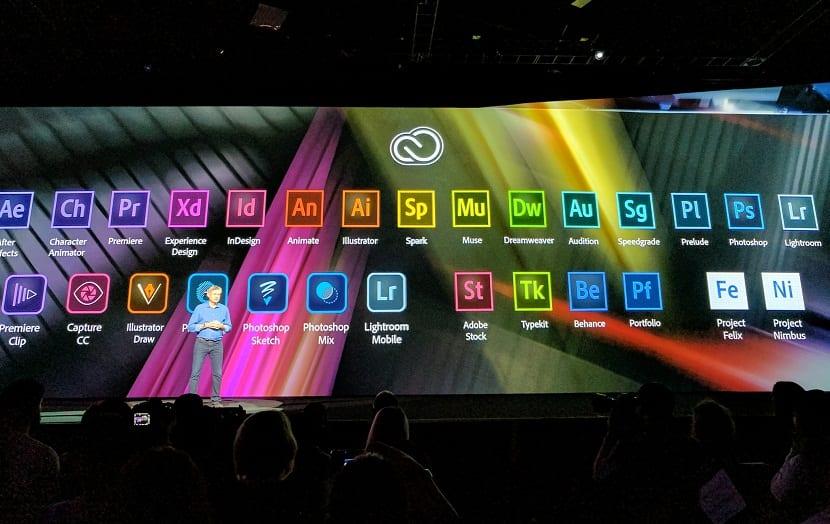 Project Nimbus de Adobe