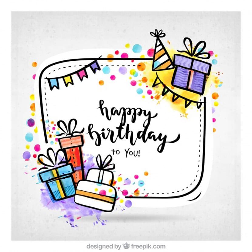 Las 31 Invitaciones De Cumpleaños Más Originales Para