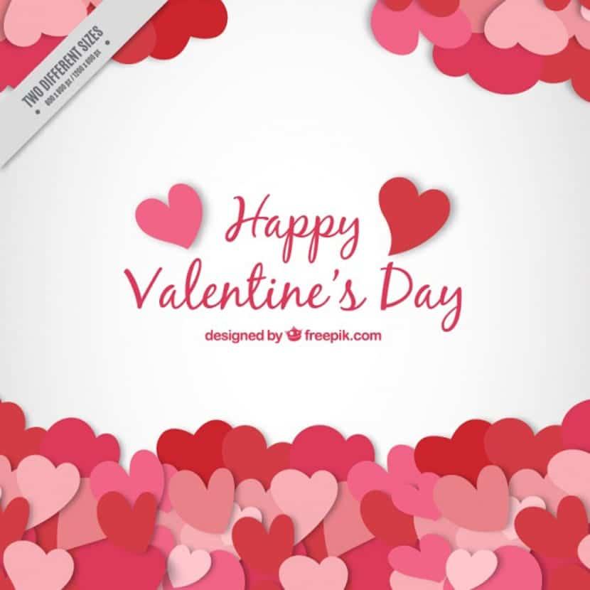 Único Hojas De Color De San Valentín Ornamento - Páginas Para ...