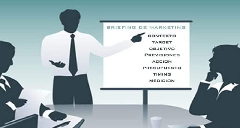 objetivos Briefing