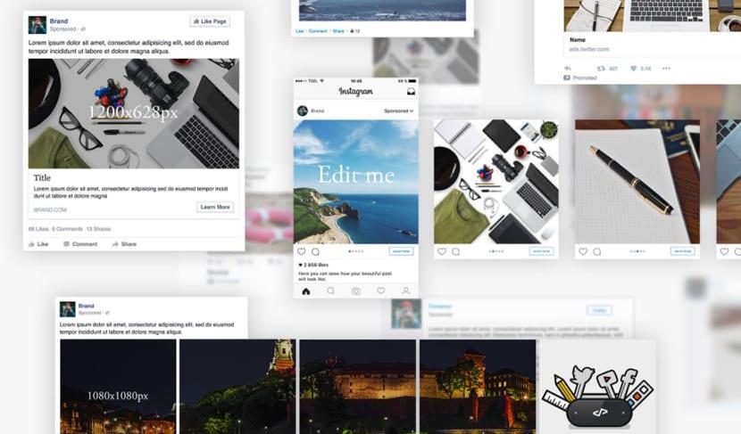 Social Kit, uno de los mejores filtros para Photoshop