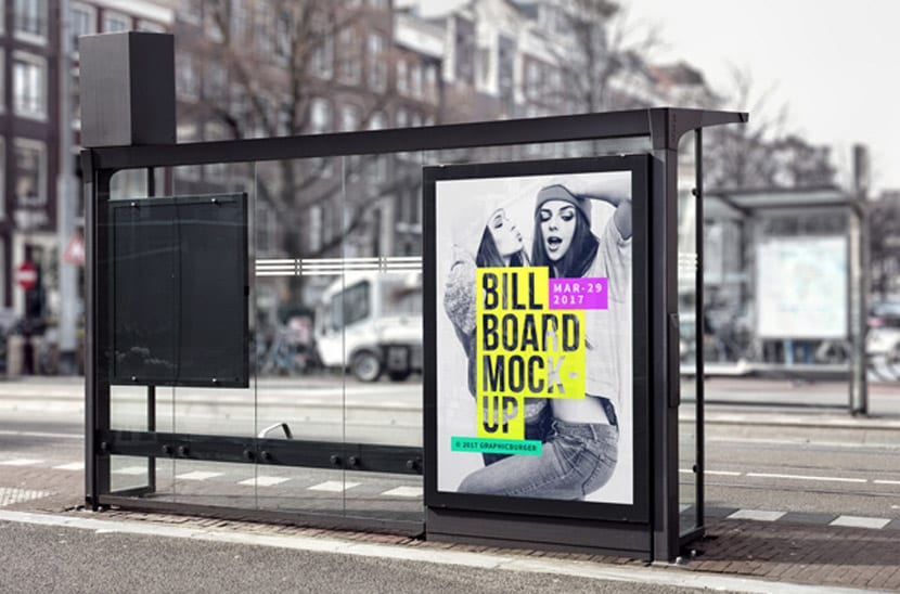 Bus Stop Billboard 02