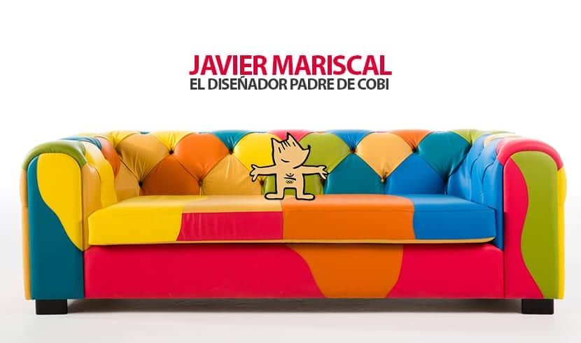 Javier Mariscal el diseñador padre de cobi