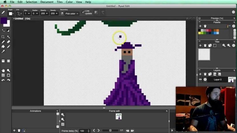 formas facil de hacer pixel art