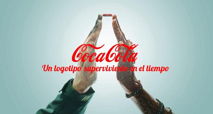 Coca-Cola un logotipo superviviente en el tiempo
