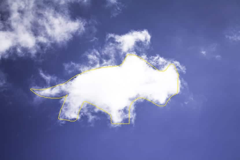 Las nubes esconden multitud de paraidolias