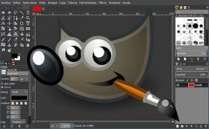 El pograma GIMP cuenta con nuevos cambios