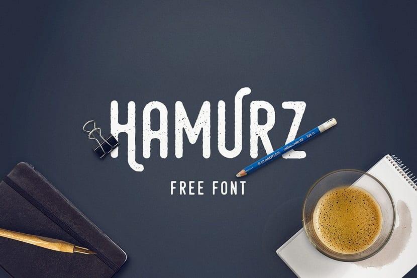 Hamurz fuente gratuita