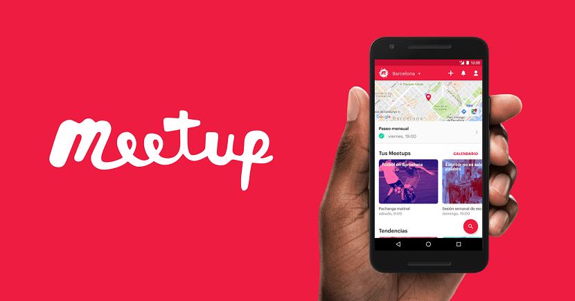Meetup facilita el encuentro entre personas