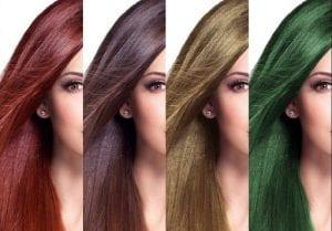 Cambiar color del cabello