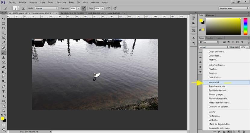 Aprende a mejorar el color de una fotografía