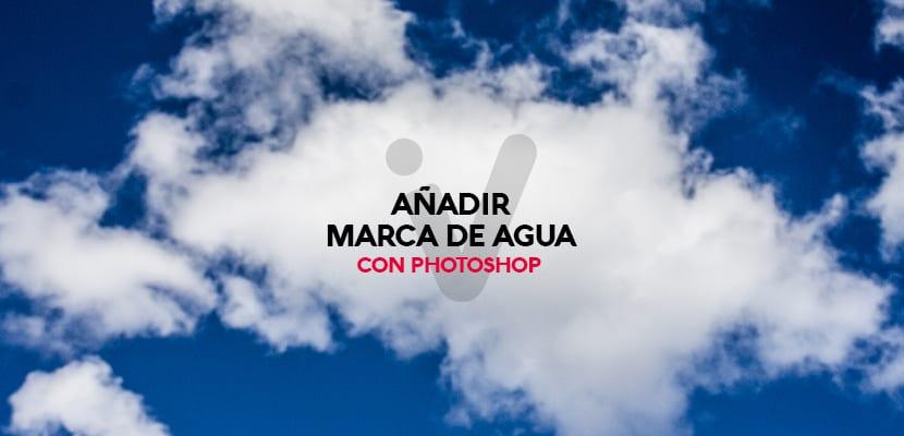 Crear marca de agua con Photoshop