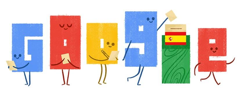 Google crea doodles para eventos específicos importantes