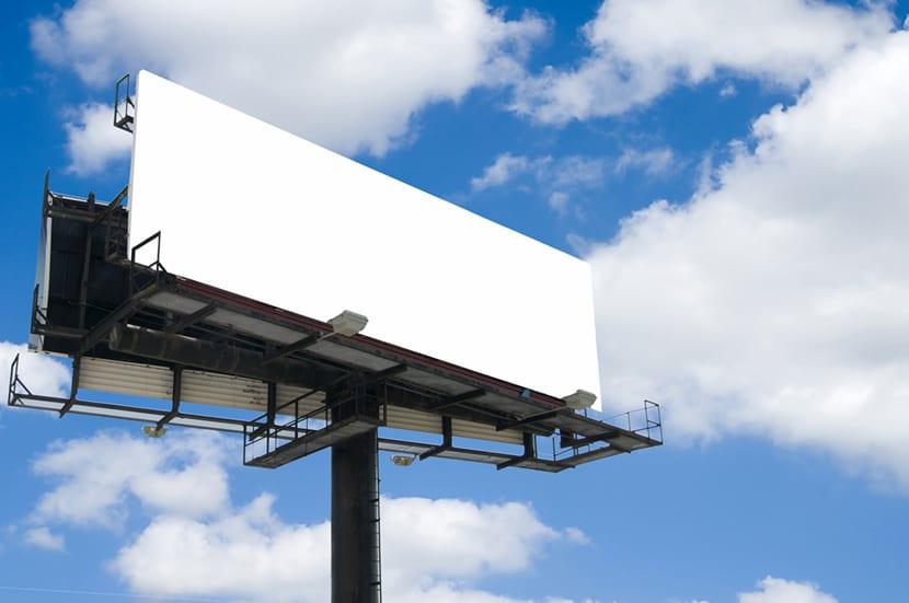 Un buen diseño publicitario es claro y llamativo