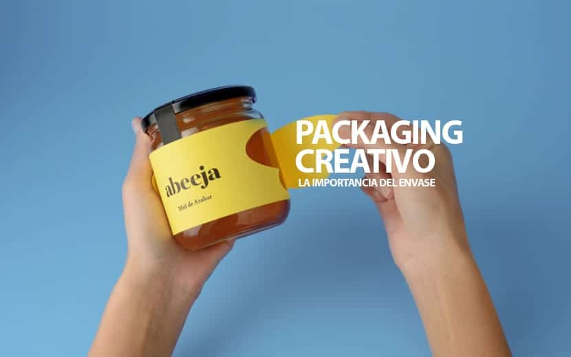 La importancia del packaging creativo en los productos