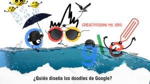 Que artista diseña los doodles de Google