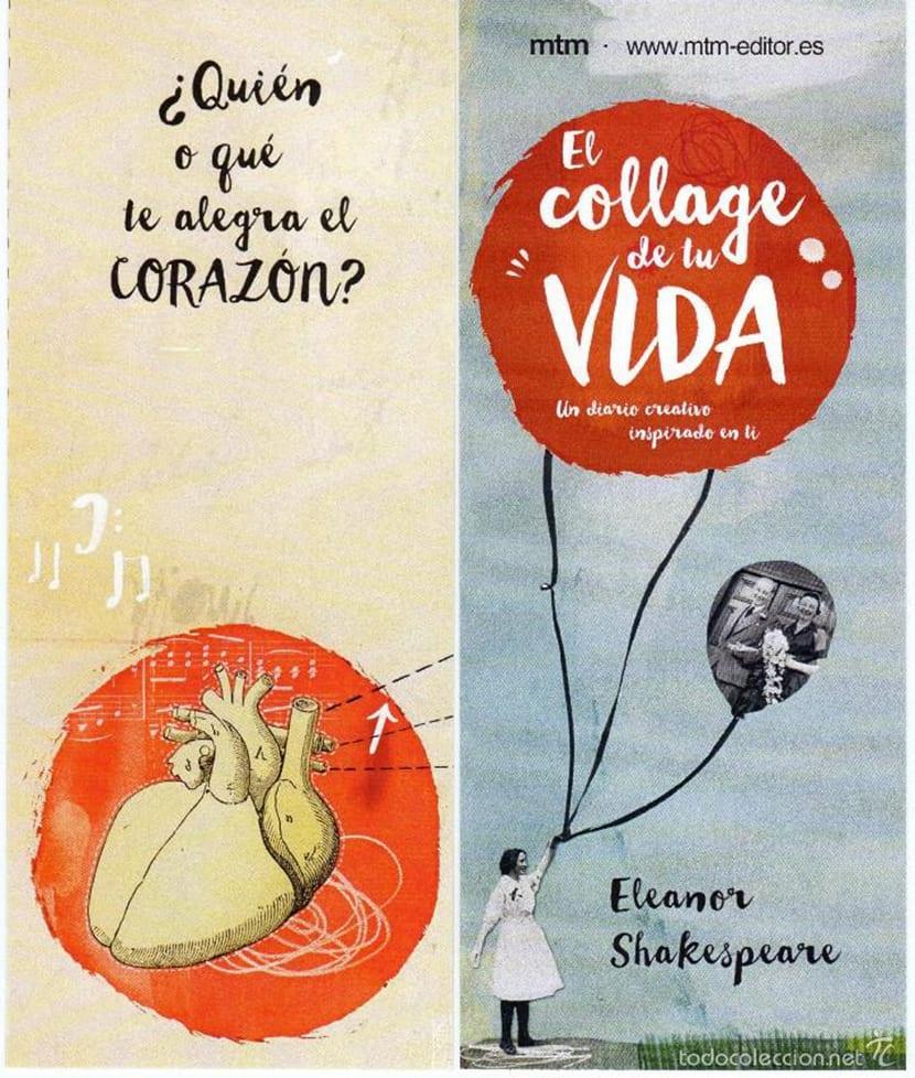 El collage de tu vida es un libro perfecto para los amantes de la técnica collage
