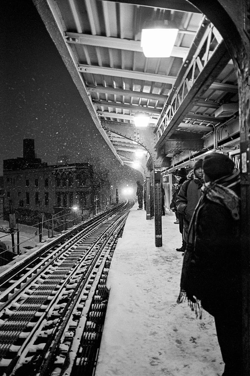 estación nieve