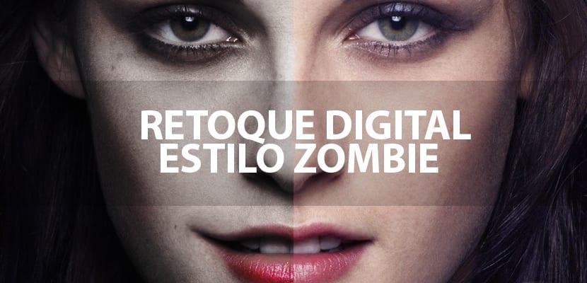 Retoque fotográfico estilo zombie con Photoshop
