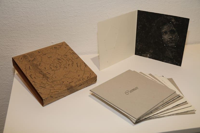 Un libro de artista nos permite experiementar