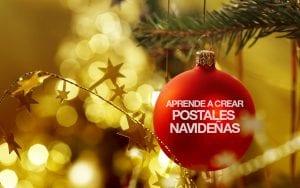 Aprende a crear postales navideñas de forma rápida y simple