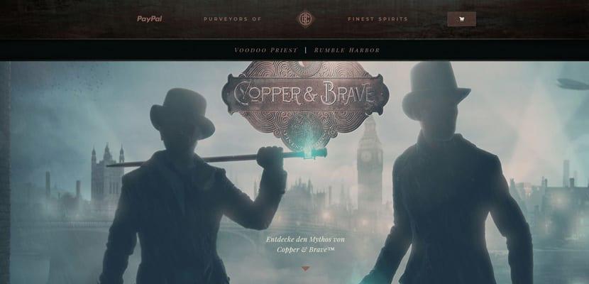Copper & Brave
