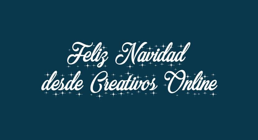 39 Fuentes Gratuitas Para Felicitaciones Navideñas Creativos Online