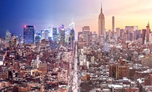 Nueva York transición