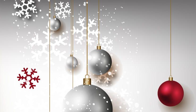 Cinco plantillas de calidad para tarjetas de Navidad