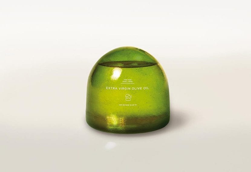 Packaging aceite de oliva