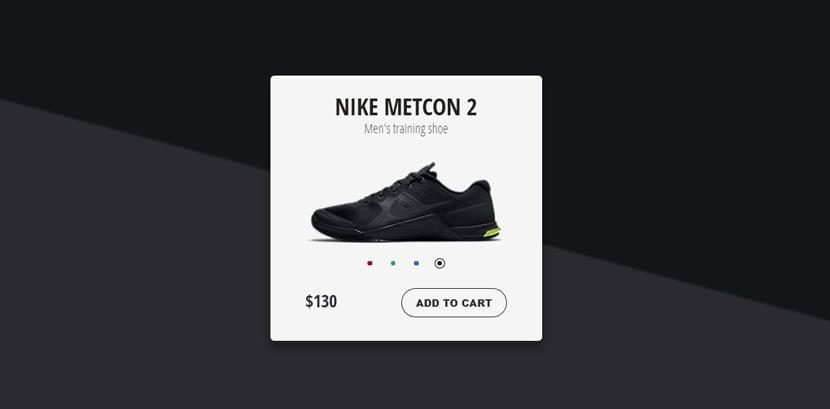 Producto eCommerce