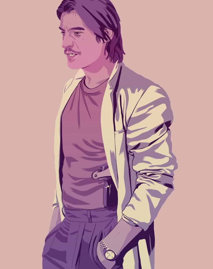 Jamie Lannister por Mike Wrobel