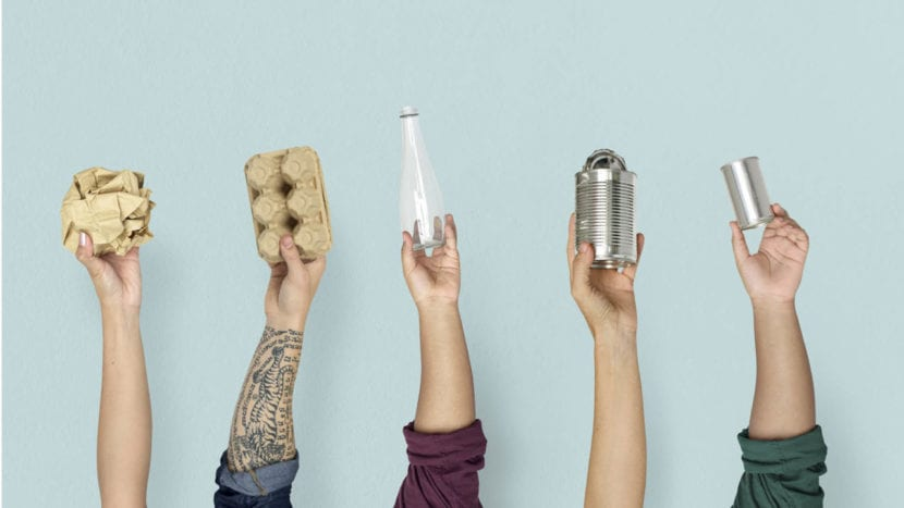 Packaging reutilizable