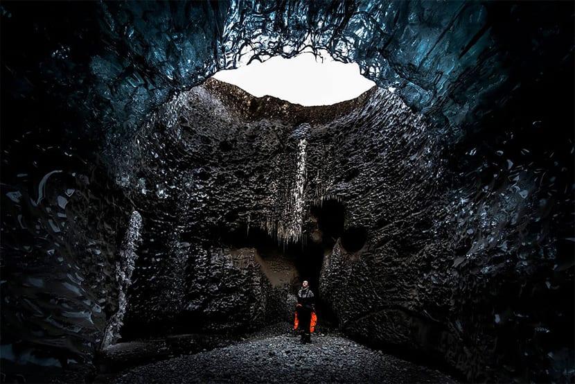 Cuevas Islandia