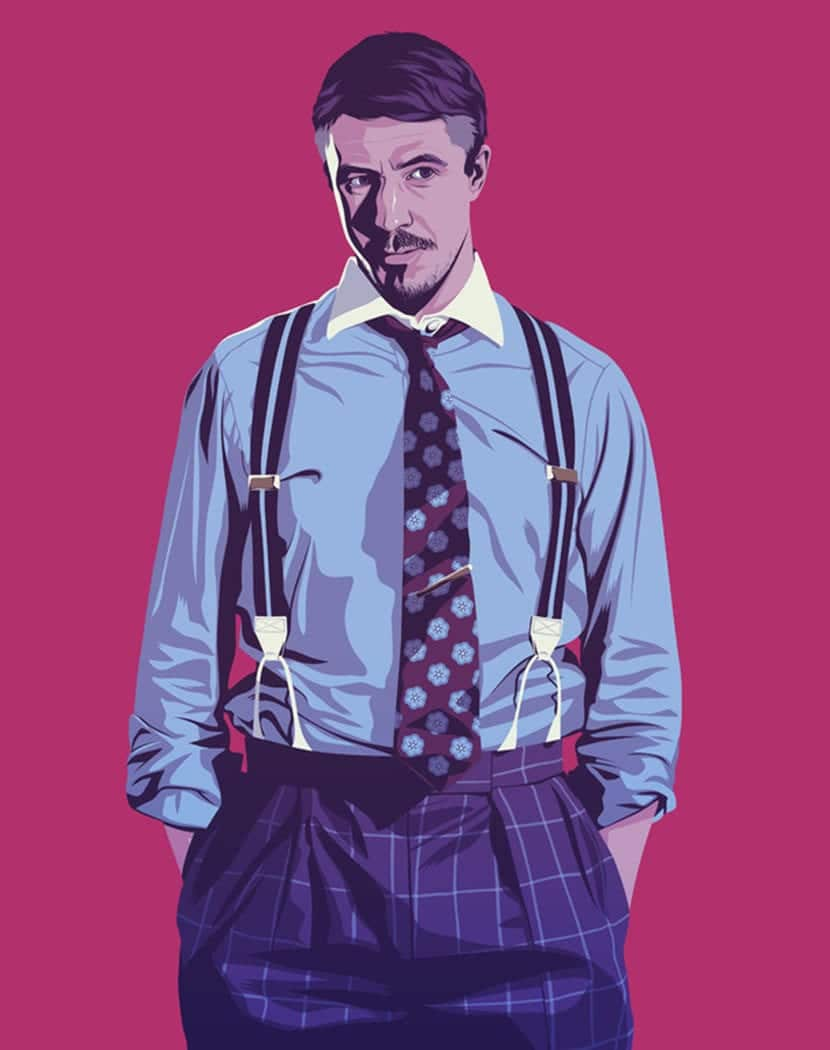 Littlefinger por Mike Wrobel
