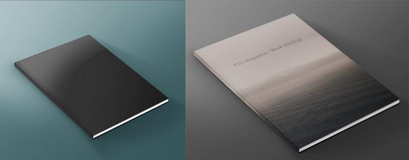 30 Mockups PSD Gratuitos De Calidad Para Diseño Editorial