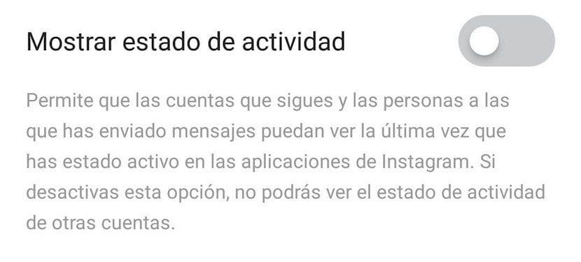 privacidad instagram