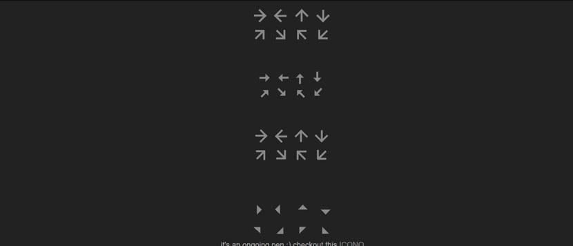 Flechas puro CSS