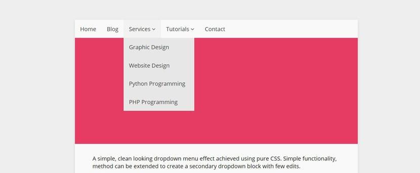 Simple Puro CSS