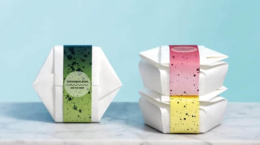 Packaging de UPM