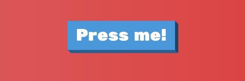 Botón 3D a presionar